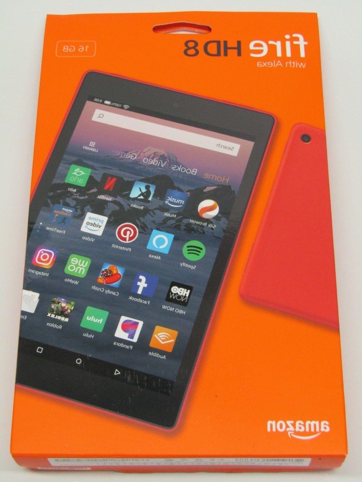 all new fire hd 8 tablet 8