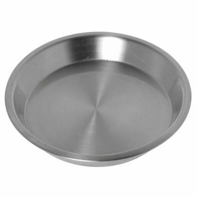 c51187ss pie pan stainless steel 10 dia