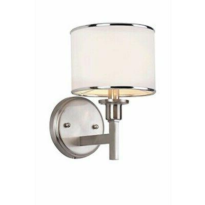 cadence 10 inch wall sconce 1051 bn