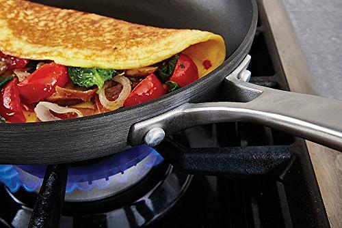 Calphalon Classic Nonstick Fry Pan With Cover