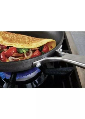 Calphalon Classic Nonstick Fry with 10 NEW