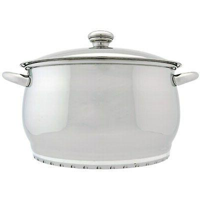 BergHOFF Cosmo 10-inch 7-quart Covered Stock Pot