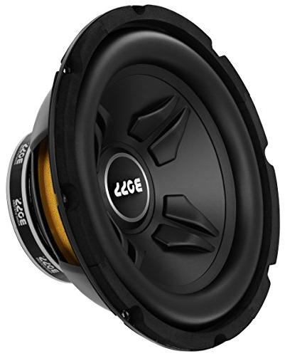 Boss CXX10 800 Watt, Single 4 Ohm Voice Coil Car Subwoofer