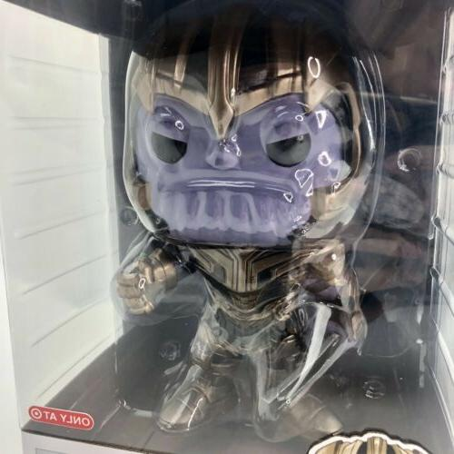 Funko Game 460 Exclusive 10 inch Head New