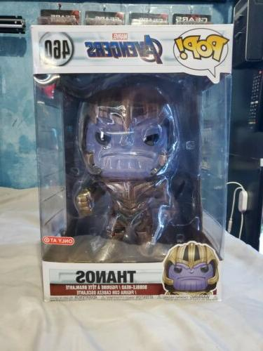 funko pop avengers end game 460 thanos