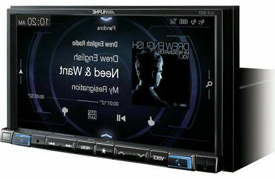 Alpine iLX-207 2 Android Stereo Receiver
