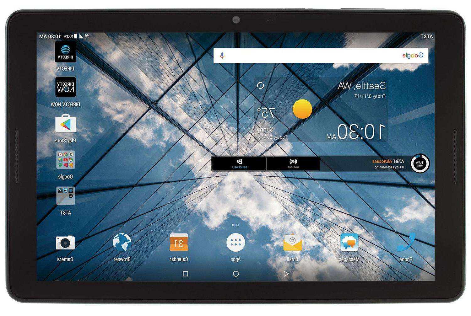 k92 primetime black 10 inch 32gb tablet