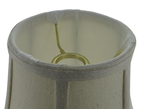 Upgradelights Linen 10 Lamp Shade Downbridge