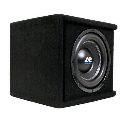 OutRage10 - 800 Subwoofer with Rear Vent