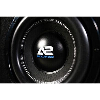 OutRage10 800 Car Subwoofer Enclosure with Rear