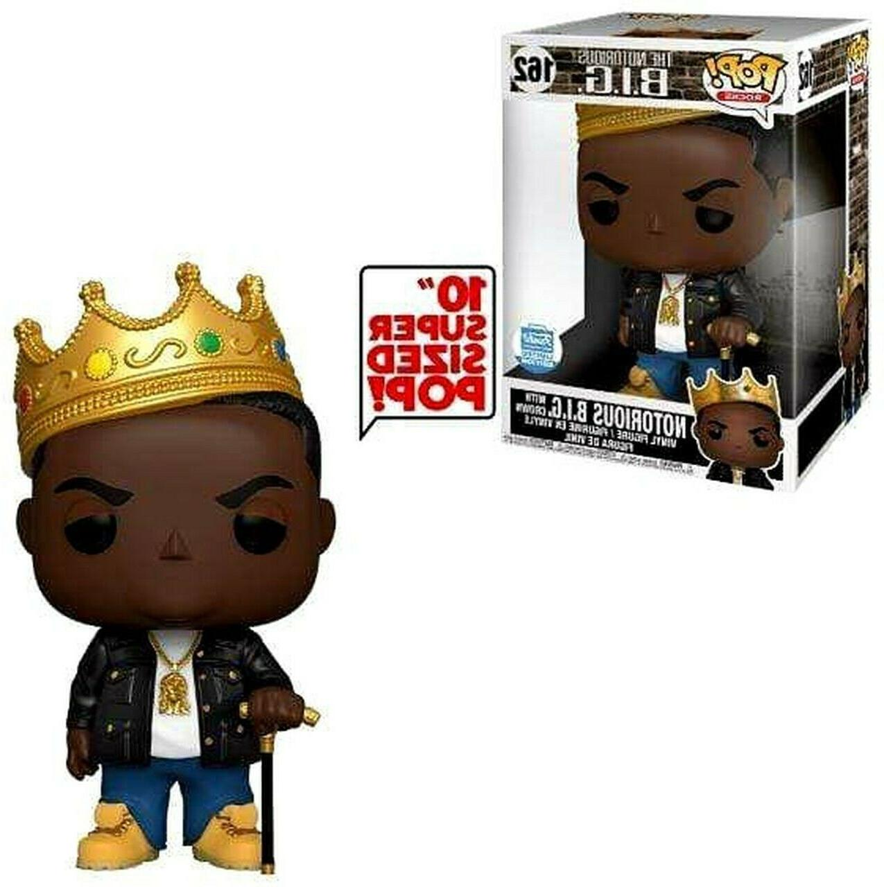 pop 10 inch notorious big super sized