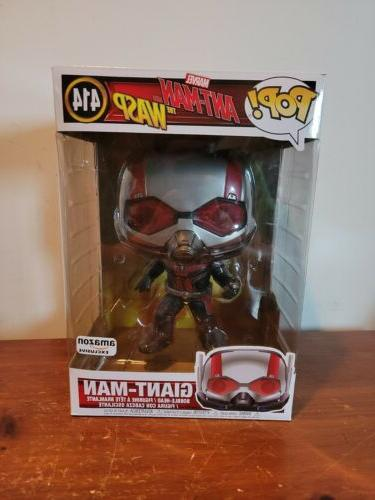 pop marvel ant man and the wasp