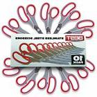 "Best Scissors - HUGE 10 PACK - 8"" Stainless Steel Blades - B"
