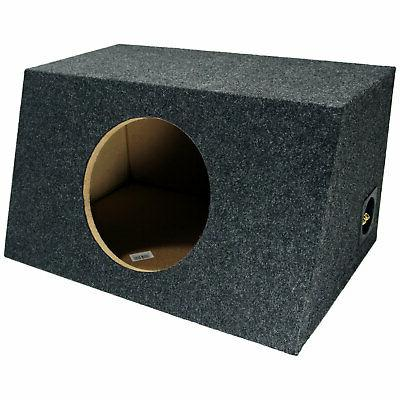 single 10 inch hatchback high performance subwoofer