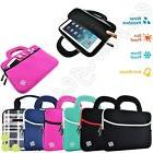 """Slim 10"""" Inch Sleeve Carrying Case Cover Bag Handle for 10"""""""