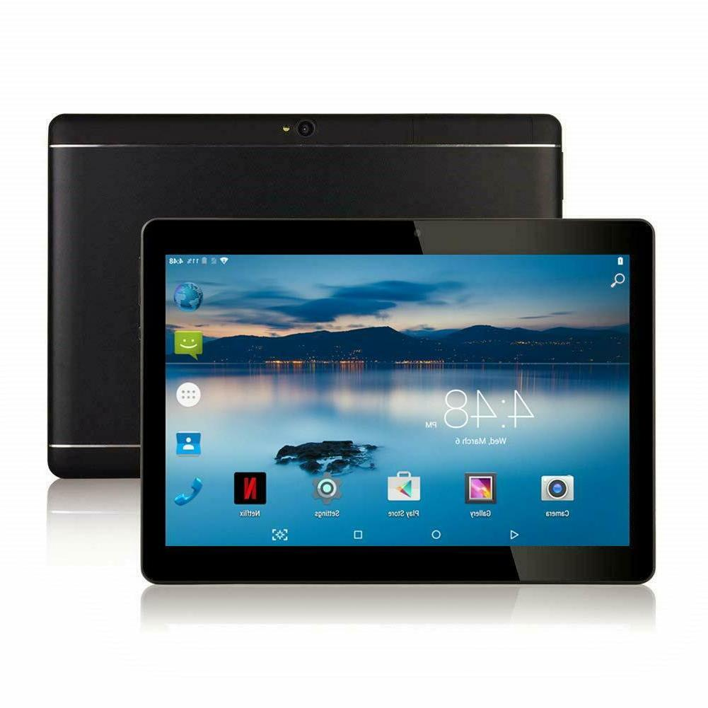 Tablet 10 inch Go 8.1, Tablet with Card and Dual Camera,32GB