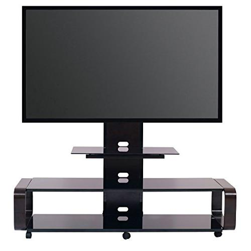 "TransDeco TV Stand for 35-85"" TV,"