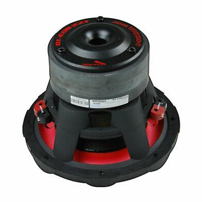 Audiopipe 1400W Dual High Power Subwoofer