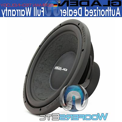 w10s4 subs car audio subwoofers