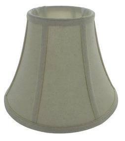 Upgradelights Natural Linen Eggshell 10 Inch Uno Lamp Shade