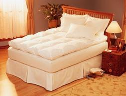 Pacific Coast Luxe Loft Feather Bed- Size King