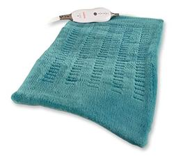 Sunbeam 938-511 Microplush King Size Heating Pad with LED Co