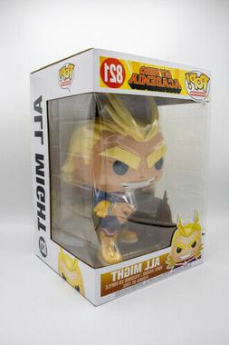 My Hero Academia All Might 10-Inch Pop! #821