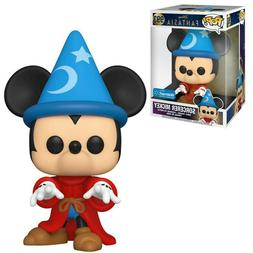 Funko POP Disney Fantasia 80th 10inch Sorcerer Mickey Walmar