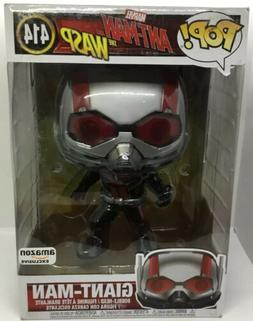 "Funko Pop Marvel Ant-Man and the Wasp 10"" Inch Giant Man 414"