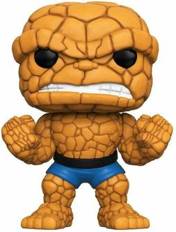 "Funko Pop Marvel Fantastic Four The Thing 10"" Inch Target"
