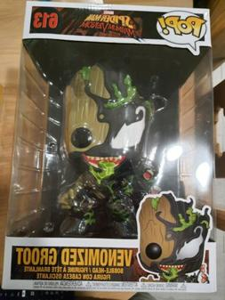 Funko Pop! Venomized Groot #613 Spider-Man Maximum Venom Mar