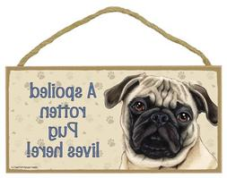 """Pug  - A spoiled """"your favoriate dog breed"""" lives here! - Do"""