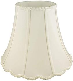 American Pride Lampshade Co. 05-78094120 Scallop Soft Tailor