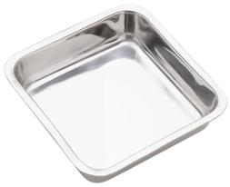 Norpro 8-Inch Stainless Steel Cake Pan by Norpro