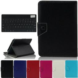 """UNIVERSAL 10"""" inch  Protective Keyboard Stand Case Cover for"""