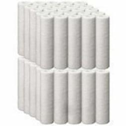 Universal 50 Pack 5-micron 10-Inch by 2.5-Inch Sediment Filt