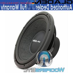 "ALPINE W10S4 10"" SUBS CAR AUDIO 4-OHM 750W SUBWOOFERS BASS"